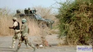 Alert! Troops currently engaged in fierce battle with Boko Haram terrorists at Kareto, Northern Borno